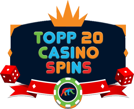 Topp 20 Casinospill for nordmenn