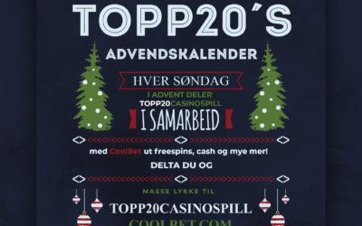 3. Søndag i advent og ny luke!