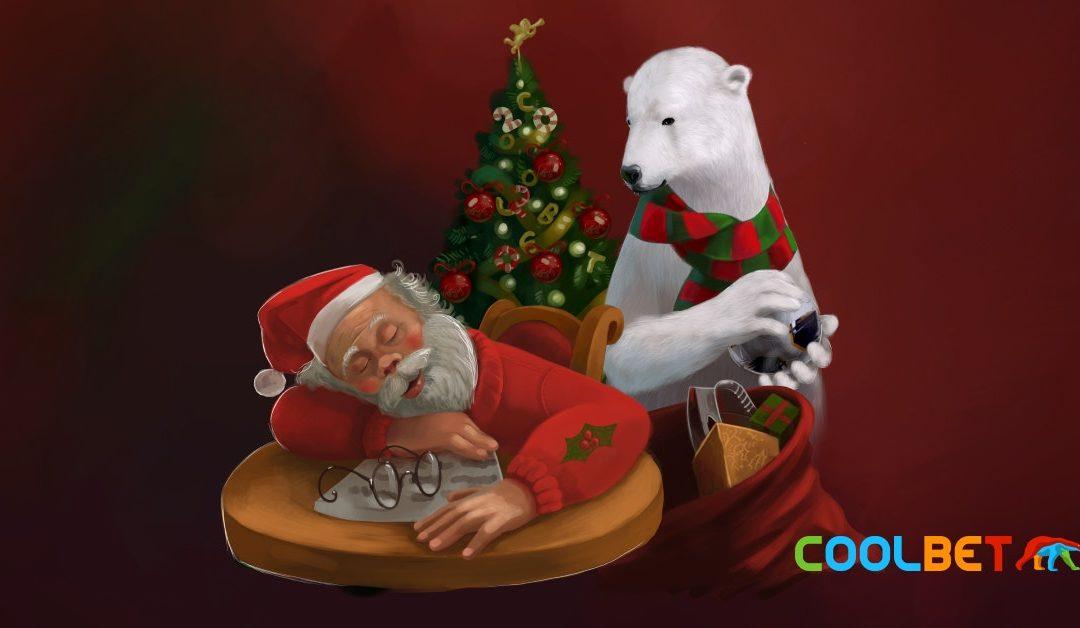Julenissen lokker med 20 gaver